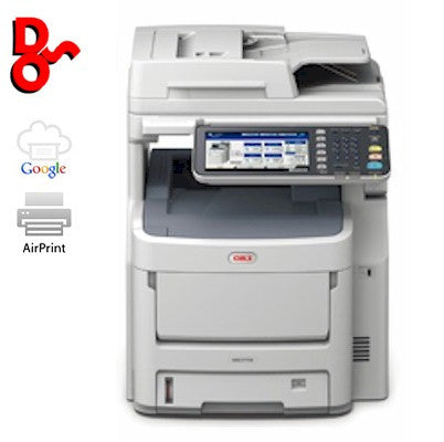 MFP Printer Colour A4 OKI MC760dn Multi Function Printer 01334301