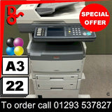 """Special Offer"" OKI ES8460dn MFP Multi-Function A3 Colour Printer ""Very Good Condition"""""
