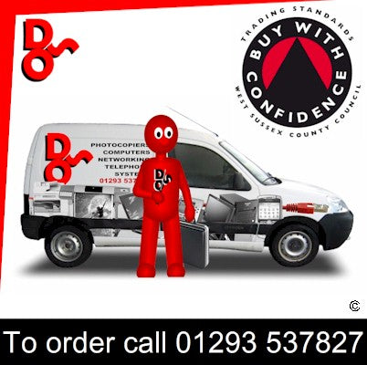 Trading Standards approved Service A4, A3 Multi-Function Printer On-site Repair Annual Support Labour West Sussex and Surrey
