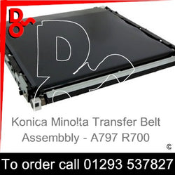 Sindoh D310 D311 Transfer Belt Unit Assembly - A797 R700(C) UK Next day delivery