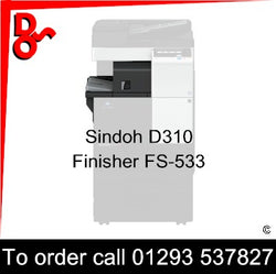 Sindoh Accessory Finisher FS-533 50 sheet stapler
