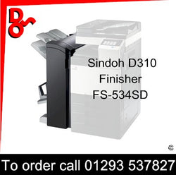 Sindoh Accessory Finisher FS-534SD 50 sheet stapler