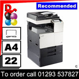 NEW Sindoh D310 A3 Colour MFP Multi-Function Printer Photocopier