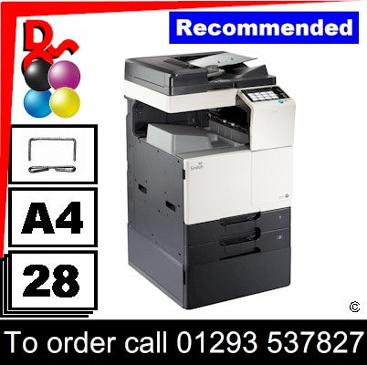 NEW Sindoh D311 A3 Colour MFP Multi-Function Printer Photocopier