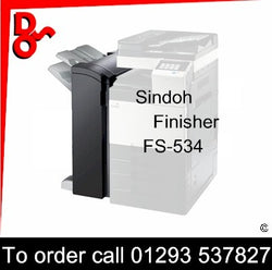 Sindoh Accessory Finisher FS-534 50 sheet stapler