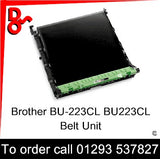 Brother BU-223CL BU223CL Transfer Belt Unit Genuine - BU-223CL UK next week day delivery