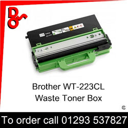 Brother WT-223CL WT223CL Waste Toner Box 50k - WT-223CL UK next week day delivery