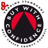 """Buy with Confidence"" OKI C612 8k Toner Cartridge 46507508 Digital Office Solutions have been vetted by Trading Standards and met all the criteria necessary to be included in the Trading Standards ""Buy with Confidence"" scheme."