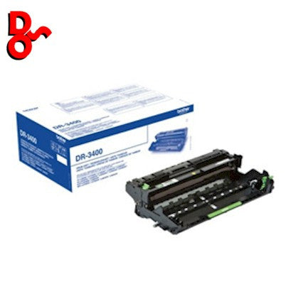 Brother Drum DR3400 DR-3400 Genuine Brother Drum Unit for sale Crawley West Sussex and Surrey
