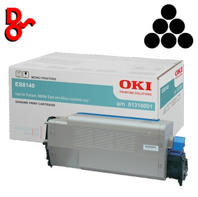 OKI ES8140 Toner 01310001 Black Genuine OKI Executive Series Toner Cartridge for sale Crawley West Sussex and Surrey, OKI 01310001, OKI 01310001 Toner, 01310001 Toner, 01310001, Toner