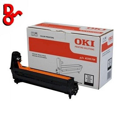 OKI C712 Drum 46507416 Black Genuine OKI Drum EP Cartridge, Oki 46507308, Oki 46507308 Image Drum, 46507308 Drum, 46507308, OKI C612n, C612dn Image Drum