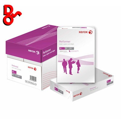 Paper A4 80gsm Xerox Performer Copy Paper 10 - 29 reams 003r90569
