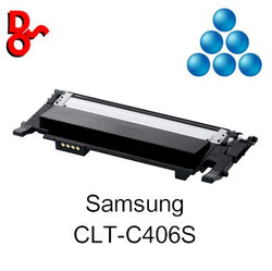 Samsung Toner ST984A, CLTC406S, CLT-C406S Cyan Premium Compatible Quality Guaranteed for sale Crawley West Sussex and Surrey
