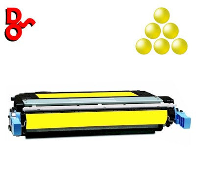 Pay less for Yellow HP 482A CB402A Toner compatible - In Stock at our Crawley warehouse - FREE Delivery - Reliable cartridges. Reliable delivery. Every time!