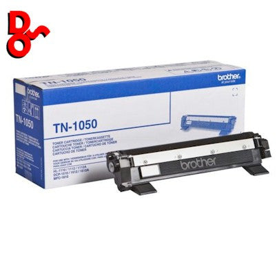 Brother Toner TN1050, TN-1050 Black Genuine Toner Cartridge for sale Crawley West Sussex and Surrey