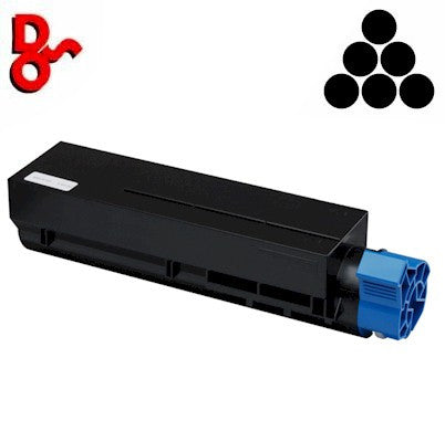OKI B432 Toner 45807111 Black 12k Genuine OKI Toner Cartridge for sale Crawley West Sussex and Surrey