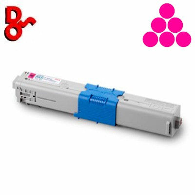 OKI C301 Toner 44973534 Magenta Toner Premium Compatible Quality Guaranteed for sale Crawley West Sussex and Surrey