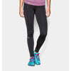 Under Armour Women's Black UA Coldgear Authentic Legging