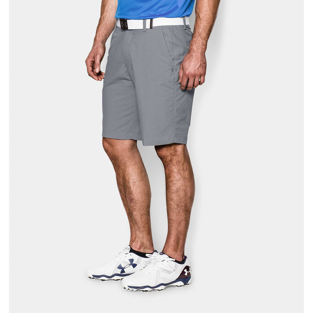 Under Armour Men's Steel UA Match Play Shorts