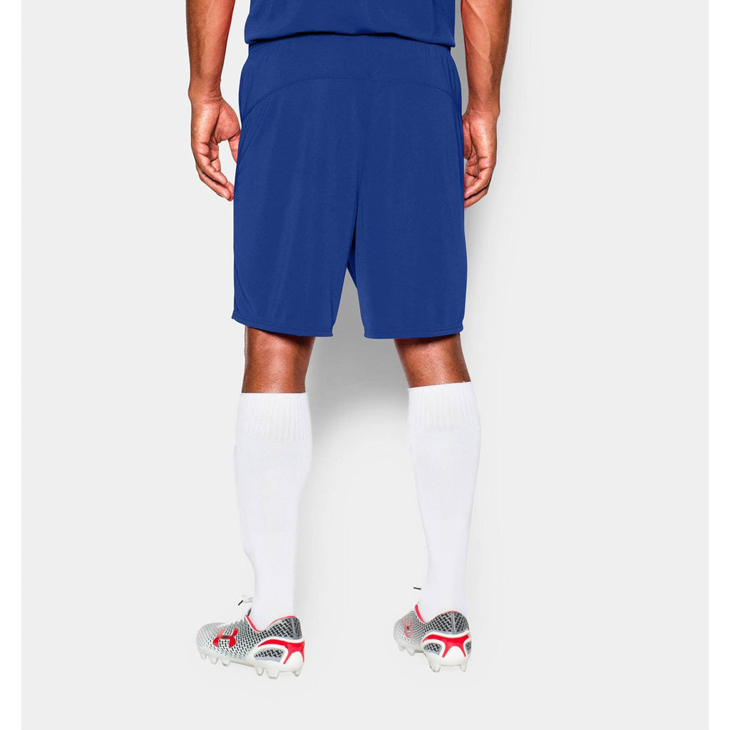 Under Armour Men's Royal UA Golazo Soccer Shorts