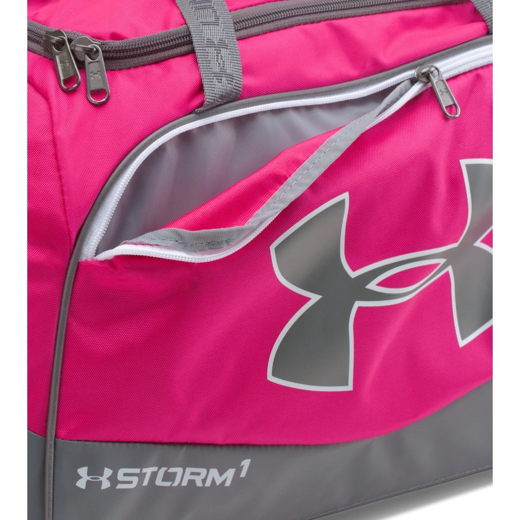 Under Armour Tropic Pink/Graphite UA Undeniable Small Duffel