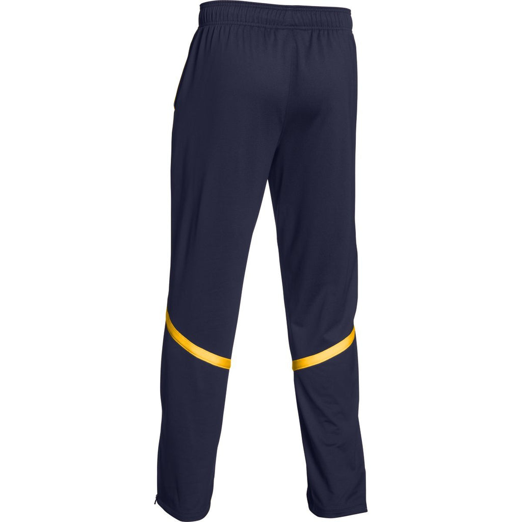 Under Armour Men's Midnight Navy/White Qualifier Warm-Up Pant