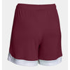 Under Armour Women's Maroon Maquina Short
