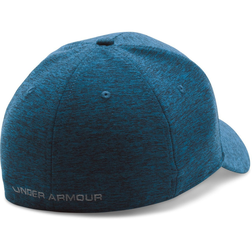 Under Armour Men's Midnight Navy Twist Tech Closer Cap