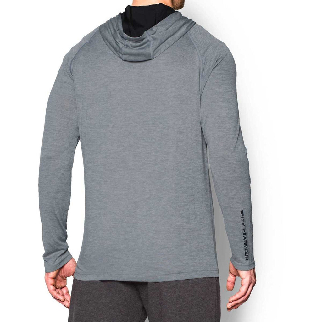 Under Armour Men's Steel UA Tech Popover Hoodie