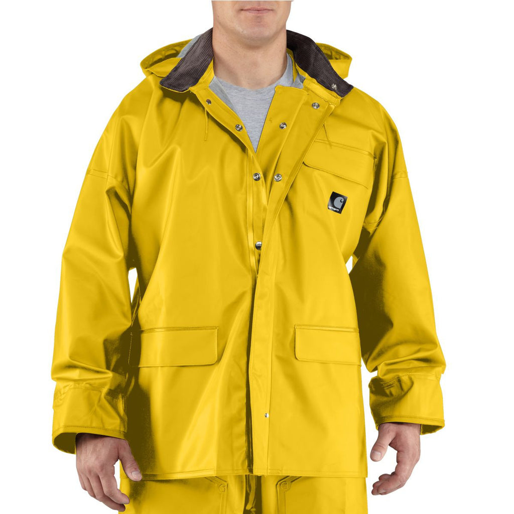 Carhartt Men's Yellow Surrey Coat