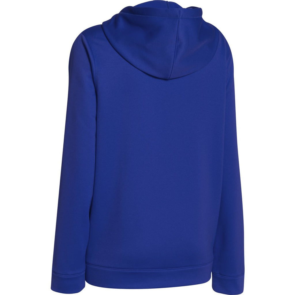 Under Armour Women's Royal Storm AF FZ Hoody