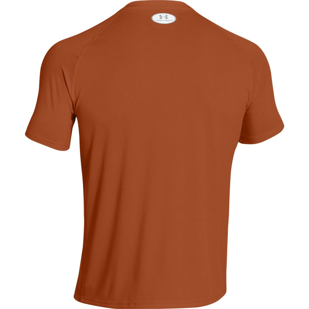 Under Armour Men's Texas Orange S/S Locker Tee