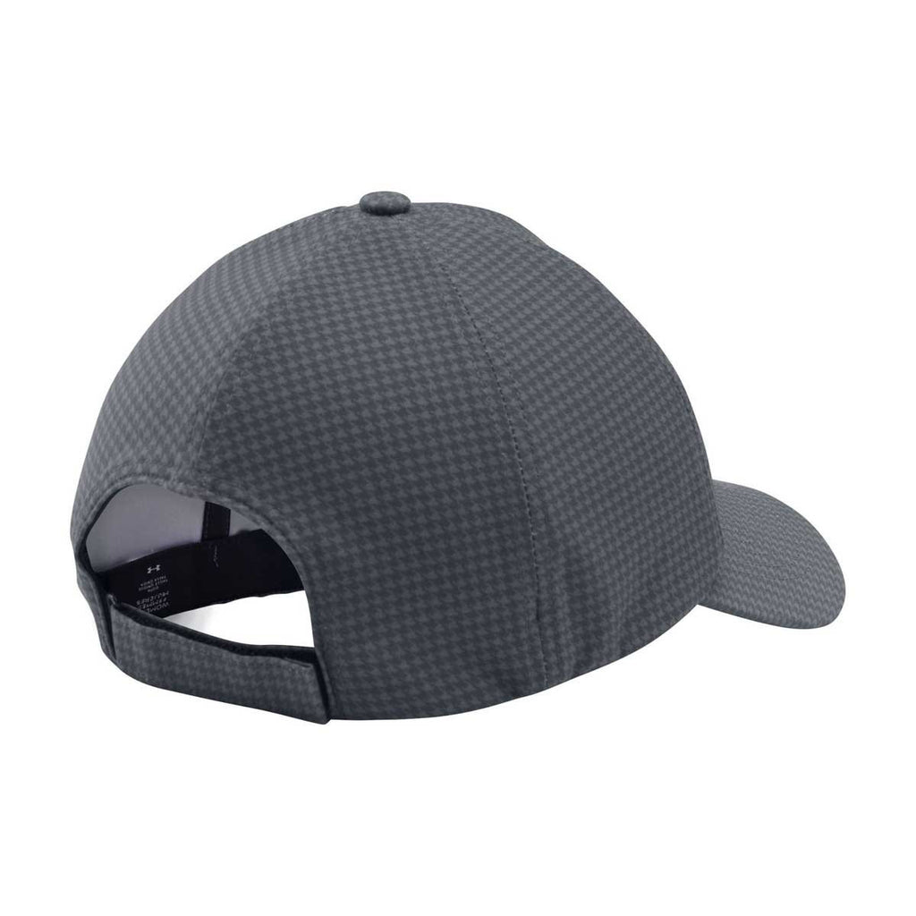 Under Armour Women's Rhino Grey Links Golf Cap