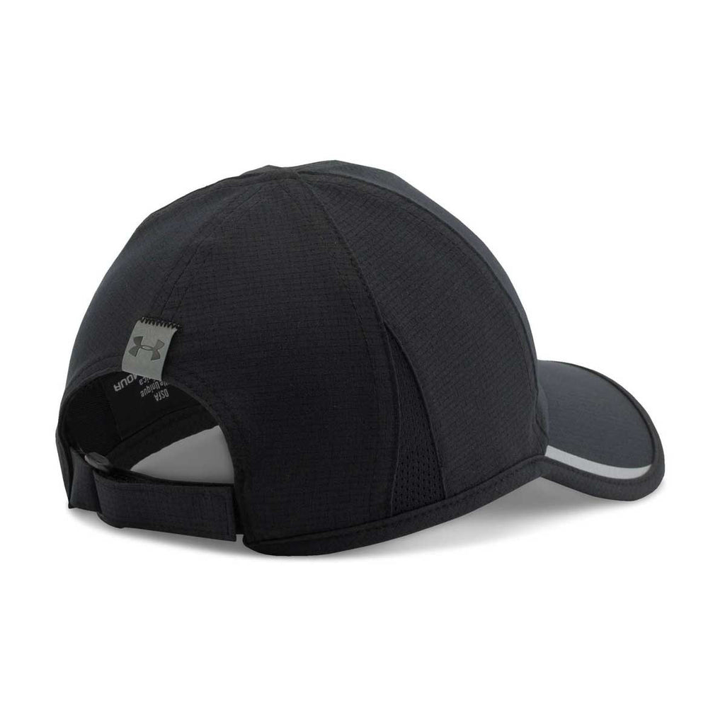 Under Armour Men's Black UA Shadow ArmourVent Cap