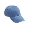 Anvil Deck Blue Solid Low-Profile Pigment-Dyed Cap