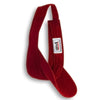 Anvil Red Solid Low-Profile Twill Visor