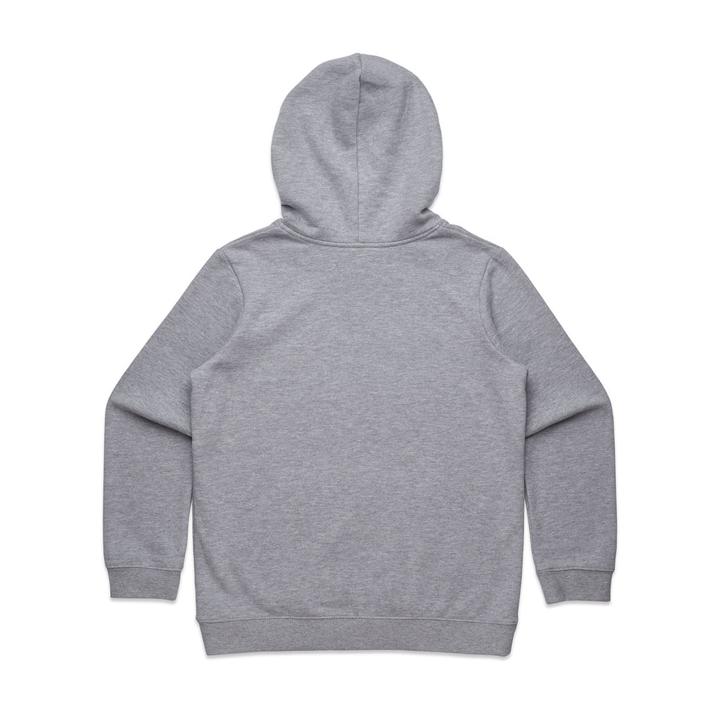 AS Colour Youth Grey Marle Hood