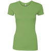 3300l-next-level-women-light-green-tee