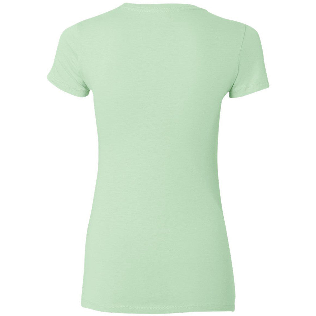 Next Level Women's Mint Perfect Tee