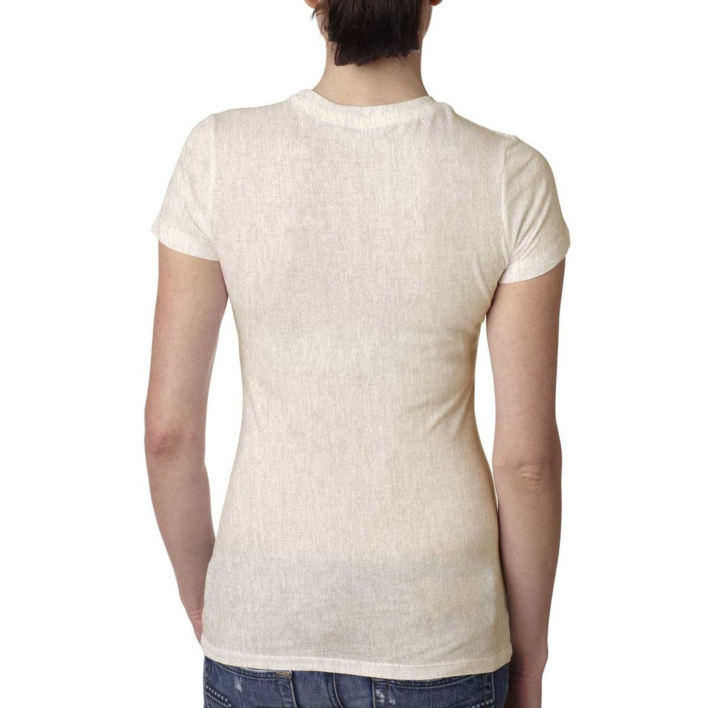 Next Level Women's Oatmeal Perfect Tee