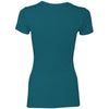 Next Level Women's Teal Perfect Tee