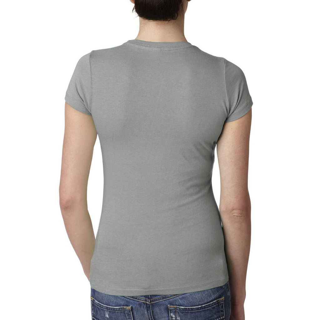 Next Level Women's Warm Gray Perfect Tee