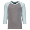 3352-next-level-light-blue-raglan-tee