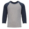 3352-next-level-navy-raglan-tee