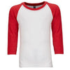 3352-next-level-red-raglan-tee