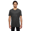 352-anvil-charcoal-v-neck-tee