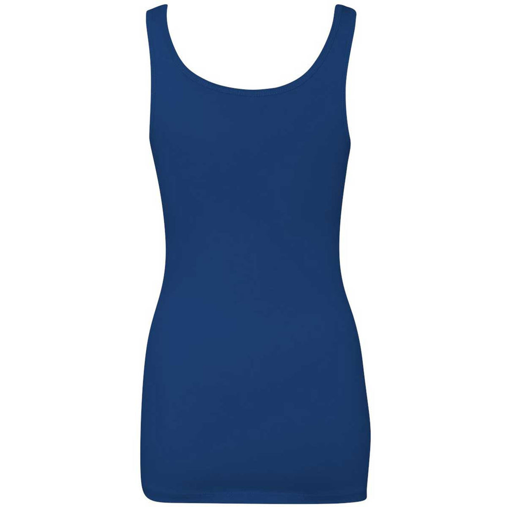 Next Level Women's Royal Jersey Tank Top