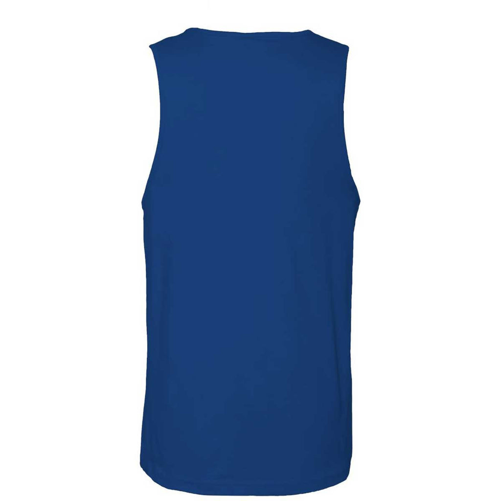 Next Level Men's Royal Premium Jersey Tank