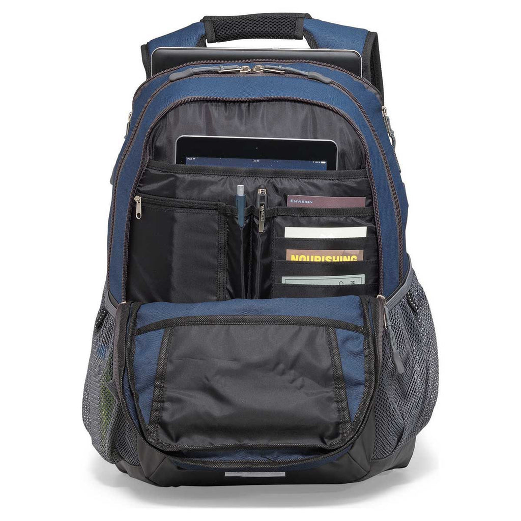 Gemline Navy Pioneer Computer Backpack