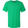 6010-next-level-green-triblend-tee